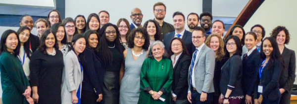 NEWS RELEASE: CivicAction aims to close the leadership gap with DiverseCity Fellows program