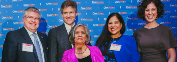NEWS: CivicAction celebrates emerging and established leaders at MetroNext