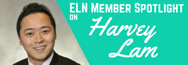 ELN Member Spotlight: Harvey Lam