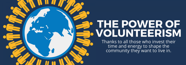 Message from the Managing Director: The power of volunteerism.