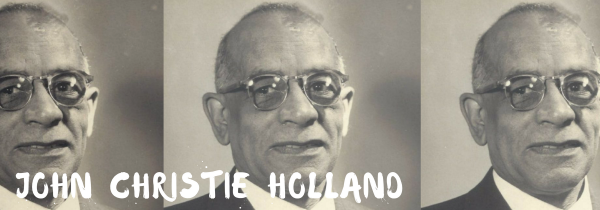 Leadership Spotlight: John Christie Holland