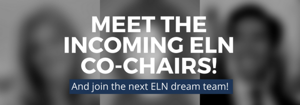 Hip-hip-hooray! Three Chairs for ELN!